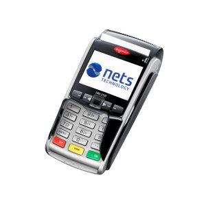 Nets-maksupääte kausivuokra korttimaksaminen